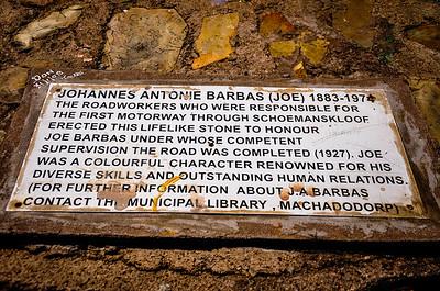 "Joe Barbas ""Old Joe"""
