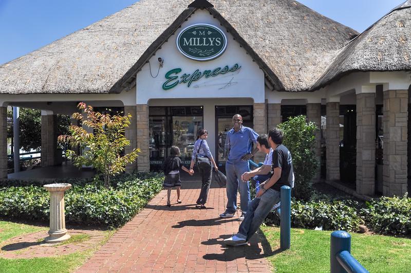 Joburg To Kruger Park