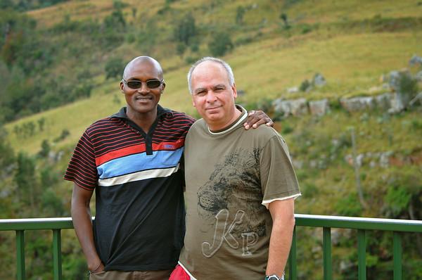 Me and David