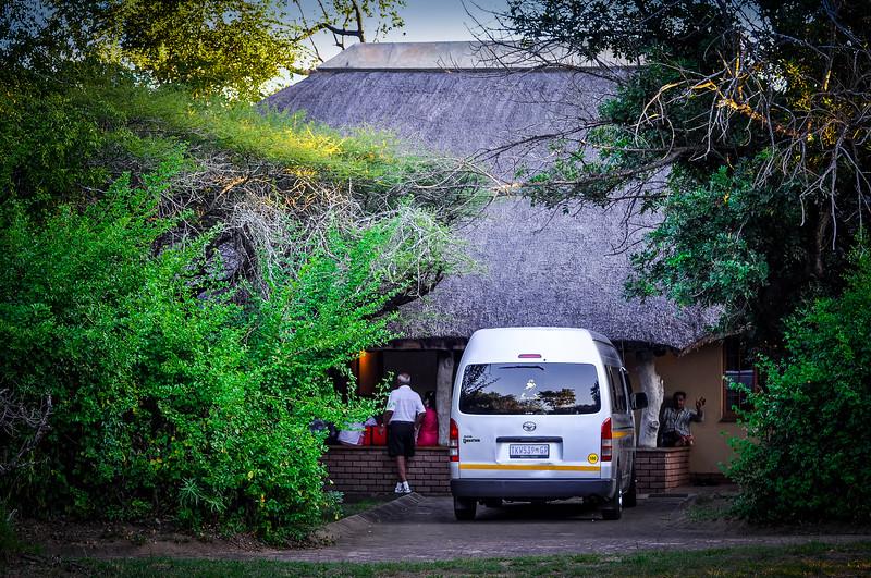 Skukuza Restcamp Kruger Park