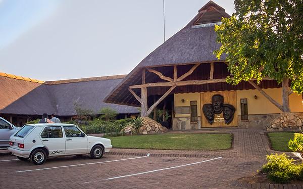 Skukuza Camp Kruger Park