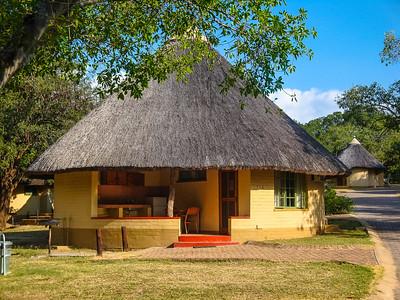 Kruger Park Rondavel