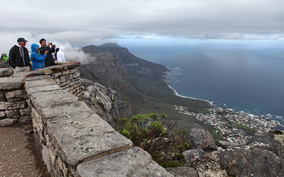 Table Mountain, Cape of Good Hope and Cape Point