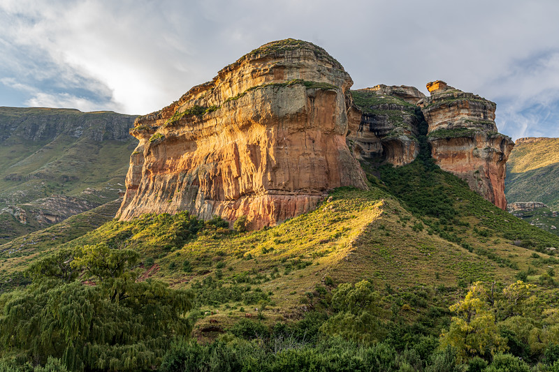 Golden Gate National Park, Free State
