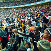 Football Fans, Durban, South Africa