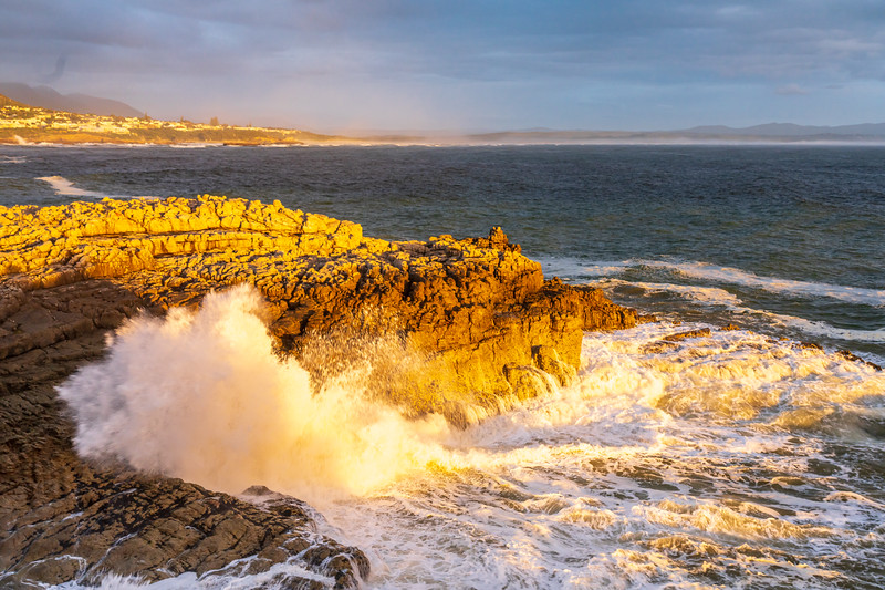 The Cliff Path after a storm