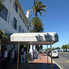 Entrance to Winchester Mansions Hotel (Cape Town)
