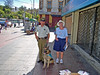 """Police with dogs are a common sight. All are very friendly and polite. Gives new meaning to the term """"Law-Dog"""""""