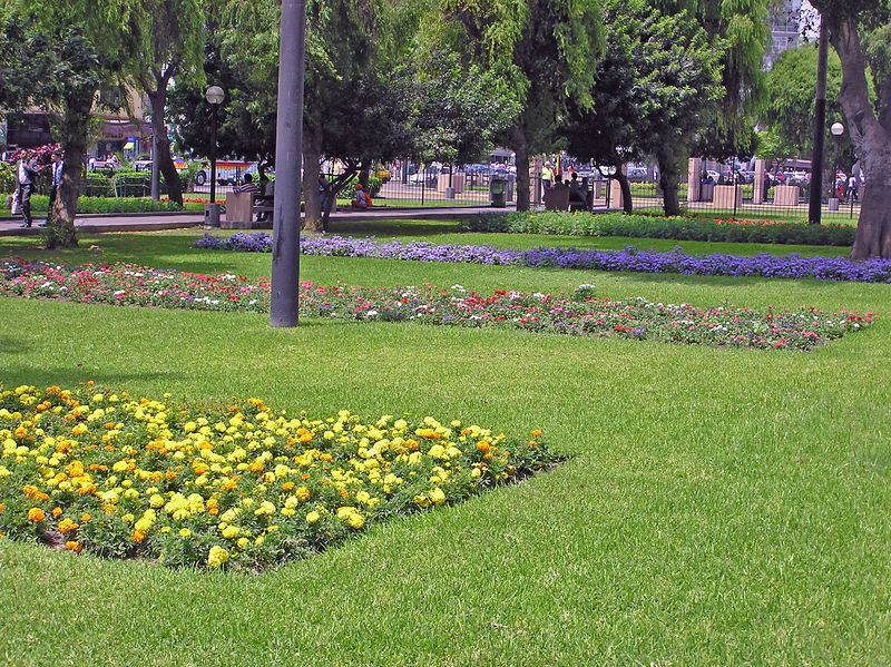 Lima ,Peru >>The city of gardens.