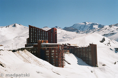 Agosto 30 - Valle Nevado
