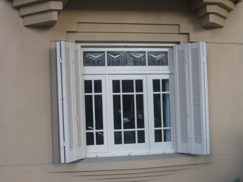 Window in Pocitos.
