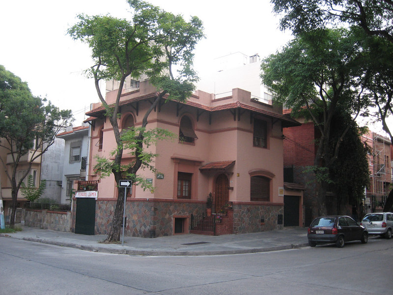 House in Pocitos neighborhood.