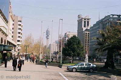 Septiembre 11-12 : Santiago de Chile