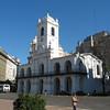 The cabildo--historic home of BsAs city government