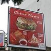 McDonald's Olympics promotion. I wonder what a Hamburguesa de Beijing is?