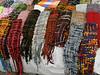 Souvenir scarves.