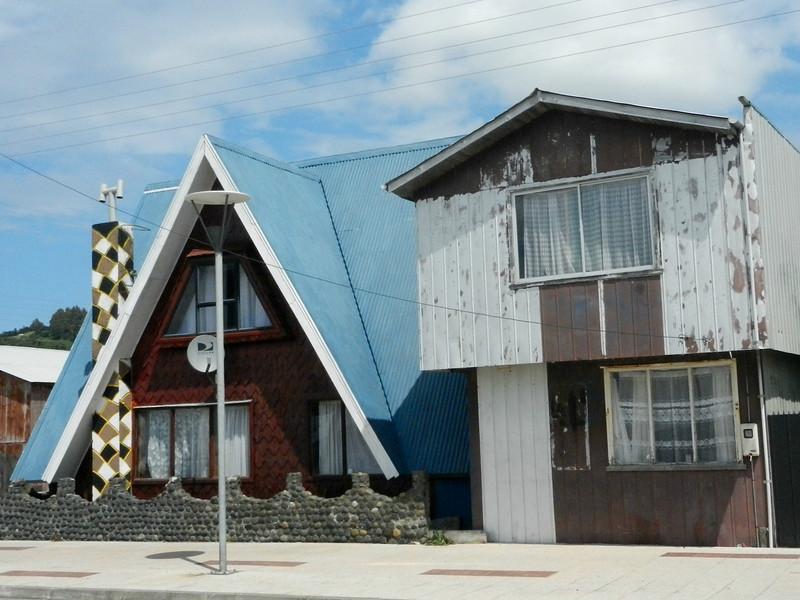 More interesting buildings.