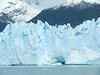 We also got a look at the other face of Perito Moreno