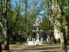Another view of Plaza Matriz.