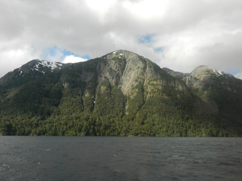 The last lake was Nahuel Huapi