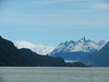 Glimpse of Glacier Grey. Flowing down from the same ice cap as Perito Moreno, but the west side.