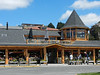 Puerto Varas is very much a resort town, with loads of cafes and restaurants.