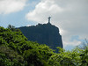 Christ the Redeemer seen from the Botanical Gardens