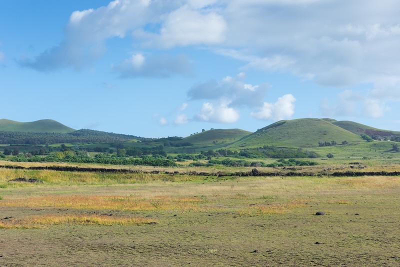 Easter Island Volcanoes