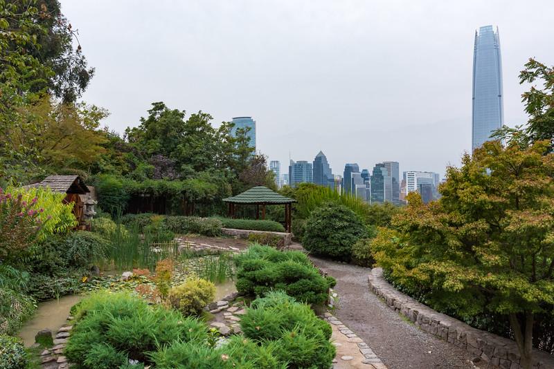 Jardín Japonés de Santiago