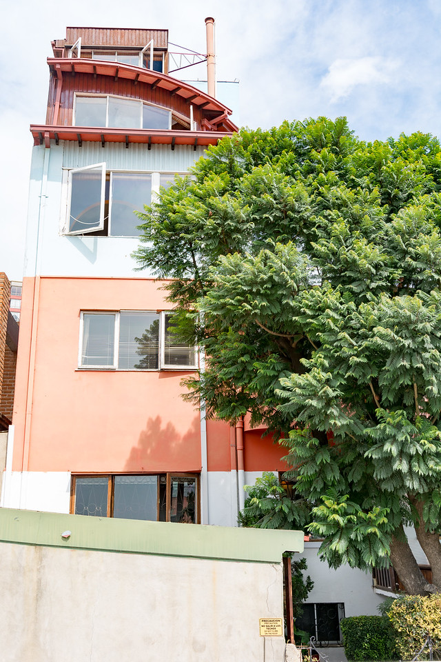 Pablo Neruda House