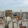 2013-Buenos Aires -- View from Sheraton Libertador Hotel on Avenida Cordoba