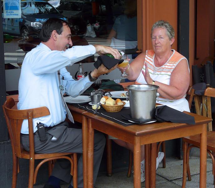 Lunch with Oswaldo at Matildas Restaurant (94271185)