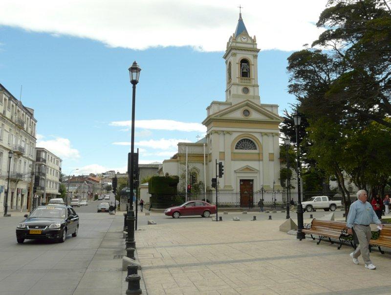 Main Square, Punta Arenas