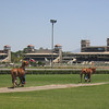Horse racing is big in Chile...