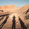 Atacama Desert Shadow