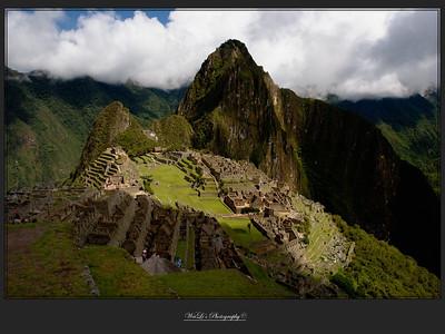 South America (南美)