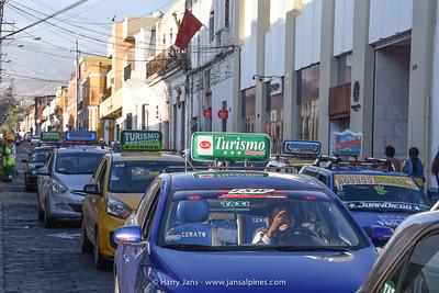 many taxi