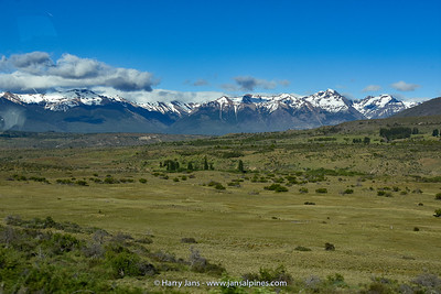 The Andes, south of Esquel