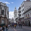 center of Quito