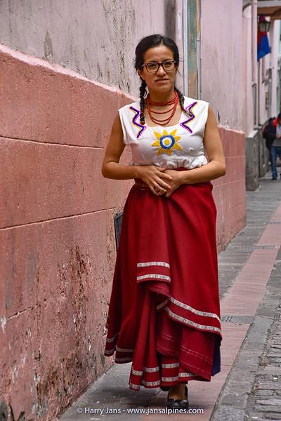 Province of Pichincha,  Quito, 2820m