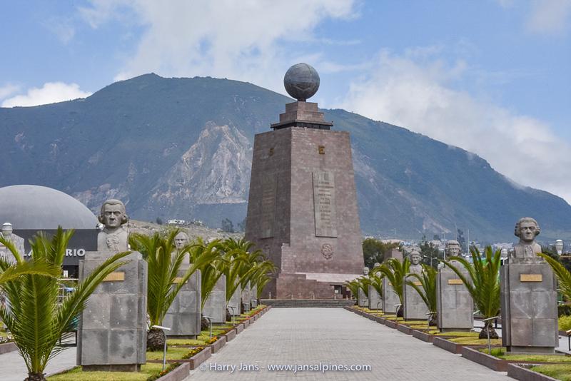 Mitad del Mundo (The Equator)
