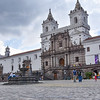 Iglesia de San Francisco, Quito (1534-1680)