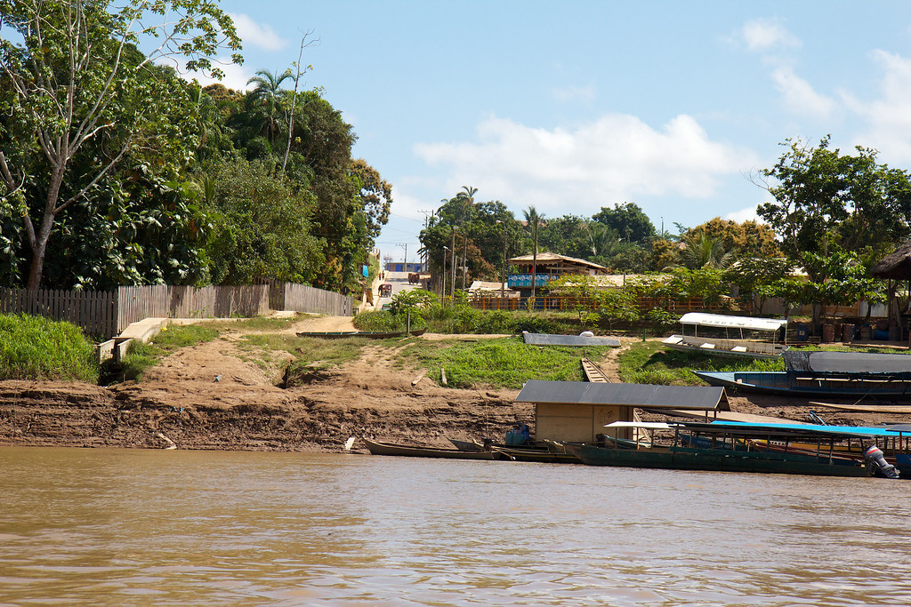 Puerto Maldonado, Peru<br /> Copyright 2012, Tom Farmer