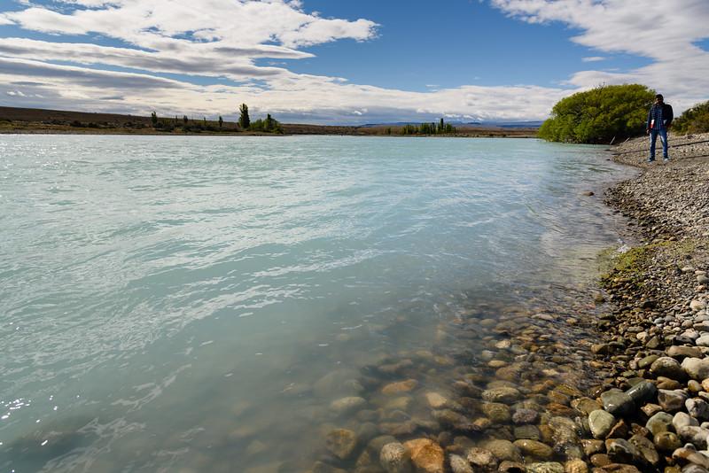 Río La Leóna