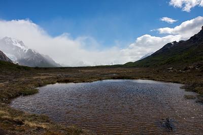 fitz roy range, patagonia
