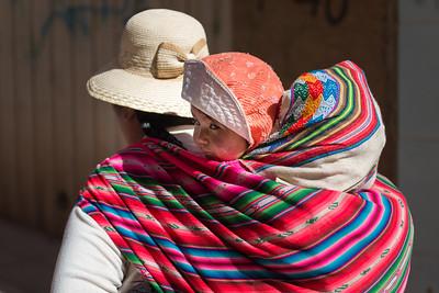 Mum & Bub ... La Paz