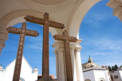 virgen de copacabana church