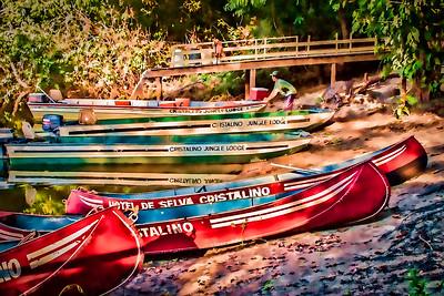 Cristalino Boats
