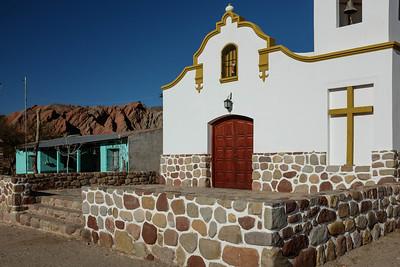 Cafayate to Cachi, Quedabra de Las Flechas