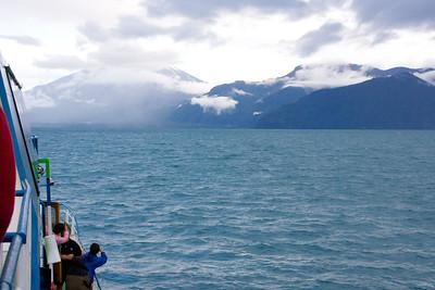 Todos los Santos, Patagonia, Chile